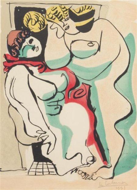 Le Corbusier-Ohne Titel-1933