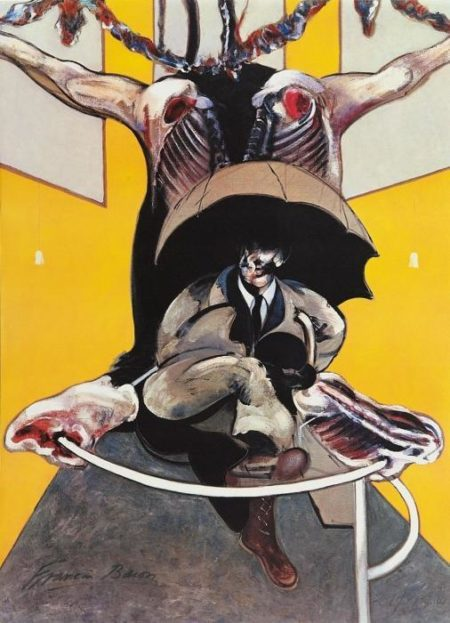 Francis Bacon-Second Version of Painting, 1946-1971