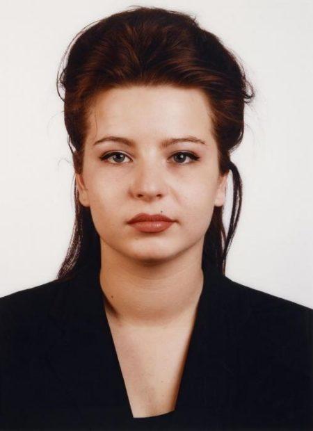 Thomas Ruff-Portrat (J. Renzel) (1988)-1988