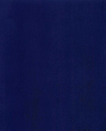 Yves Klein-I.K.B. (Mediterranean Blue)-1962