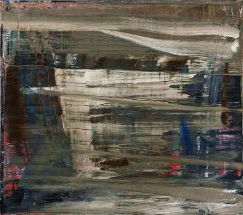 Gerhard Richter-Abstraktes Bild 862-5 (Abstract Painting 862-5)-1999