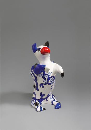 Niki de Saint Phalle-Dog Vase-2000