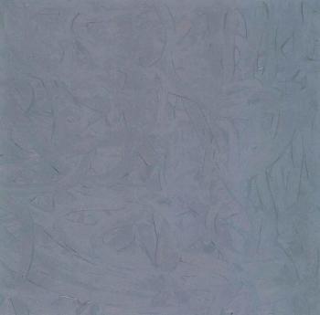 Gerhard Richter-Vermalung (Grau) / Inpainting (Grey) / Fingermalereien (Finger Painting)-1970