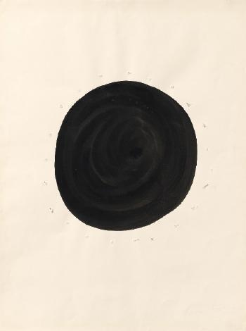Lucio Fontana-Ohne Titel-1960