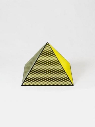 Roy Lichtenstein-Pyramid-1968