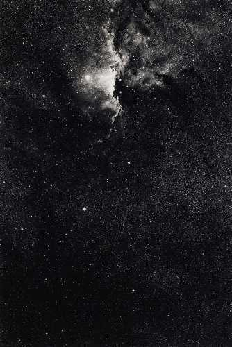 Thomas Ruff-Sternenhimmel 16H 30M/-50 degrees-1990