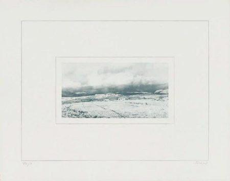 Gerhard Richter-Kanarische Landschaften II (Canary Landscape II)-1971