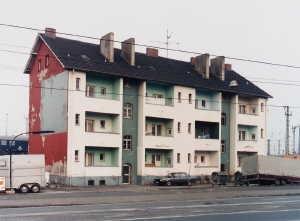 Thomas Ruff-Haus 2 III-1989