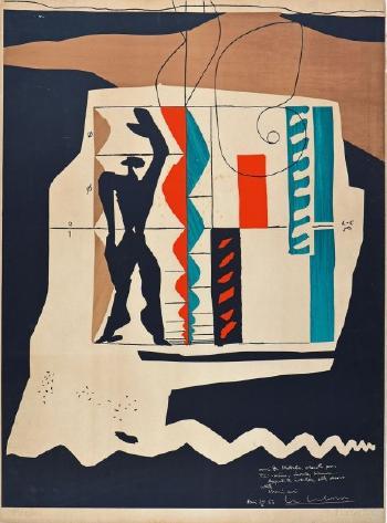Le Corbusier-Le Modulor-1956