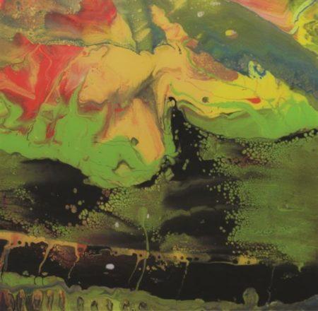 Gerhard Richter-Flow P4-2014