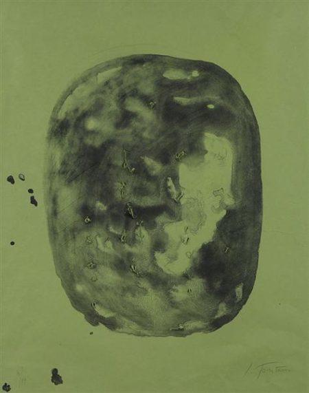 Lucio Fontana-Vite-1968