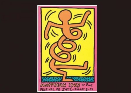 Keith Haring-Keith Haring - Montreux-