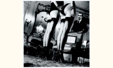 Helmut Newton-Audition, Vers 1980 (1980)-1980