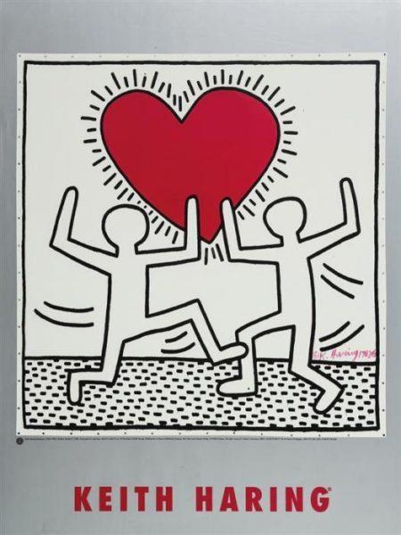 Keith Haring-Keith Haring - Sans titre-1982