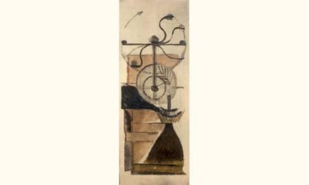 Marcel Duchamp-Moulin a cafe-1938