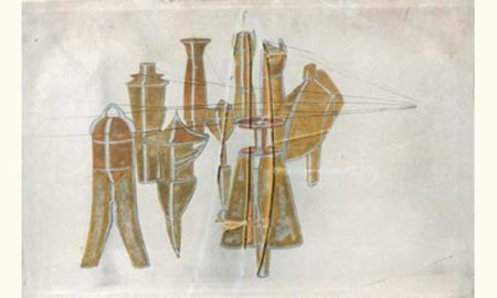 Marcel Duchamp-Neuf moules Malic-1938