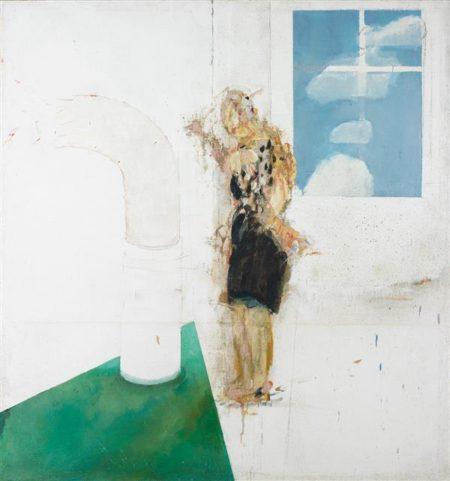 Anselm Kiefer-Standing figure (Stehende)-1968