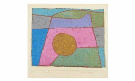 Paul Klee-Frucht Der Kuste-1933