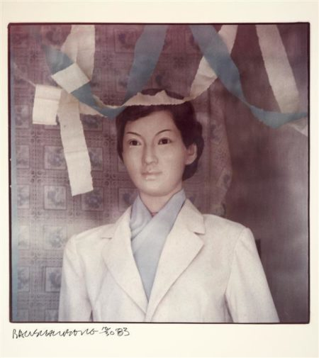 Robert Rauschenberg-Robert Rauschenberg - Studies For Chinese Summerhall-1983
