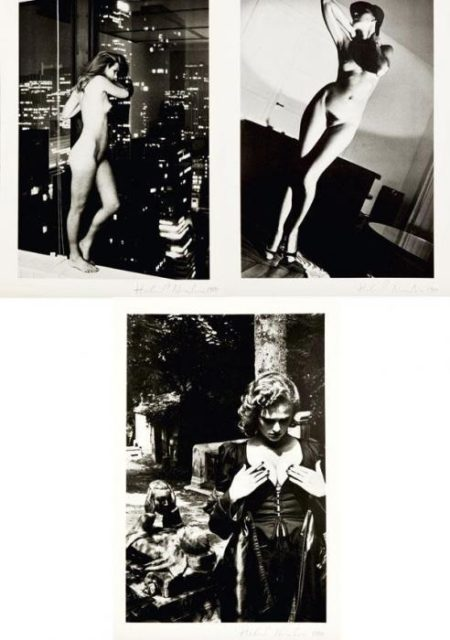 Helmut Newton-From Helmut Newton Special Collection (1980)-1980