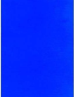 Yves Klein-Monochrome bleu-1959