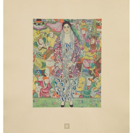 Gustav Klimt-Friederike-Maria Beer-1916