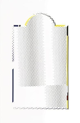 Roy Lichtenstein-Mirror # 7-1972