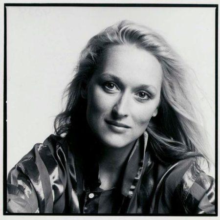 Annie Leibovitz-Meryl Streep-1980