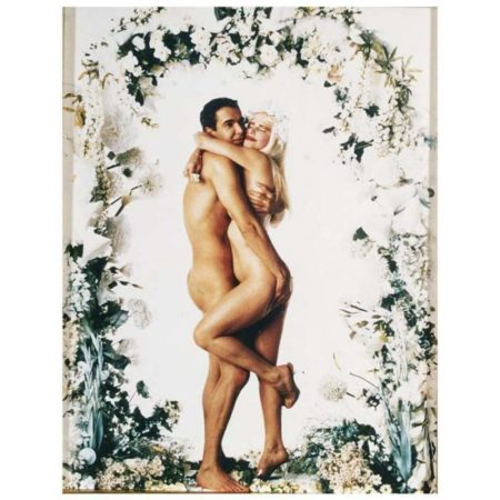 Annie Leibovitz-Jeff Koons and Ilona Staller-1995