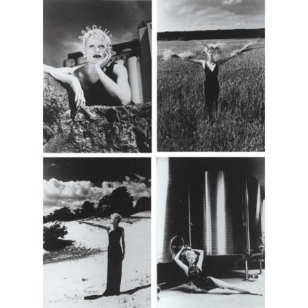 Helmut Newton-Absolut, 1990's-1995
