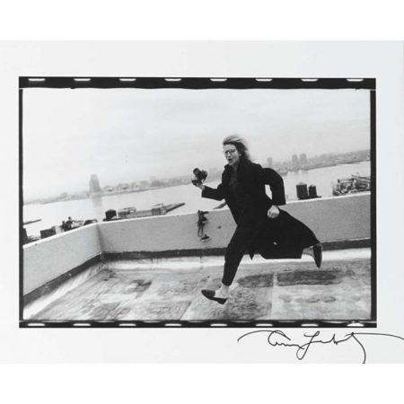 Annie Leibovitz-Selfportrait-