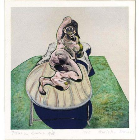 Francis Bacon-Henriette Morats-1966