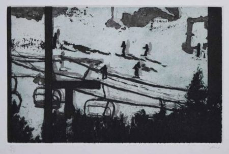 Peter Doig-Ski Lift-1997