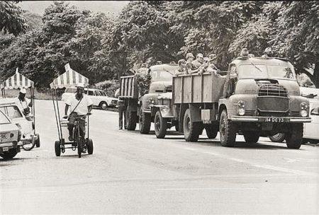 Rhodesia, Maputo-1976
