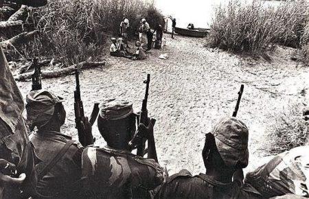 Sebastiao Salgado-Mozambique, Pafuri-1976