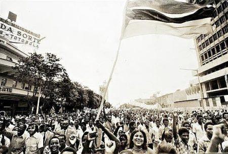 Sebastiao Salgado-Mozambique, Maputo-1976