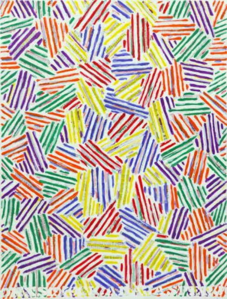 Jasper Johns-Cicada-1979