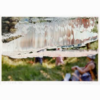 Gerhard Richter-Ohne Titel (10.2.05) / Untitled (10.2.05)-2005