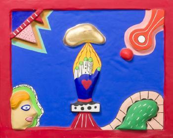 Niki de Saint Phalle-La main-1984