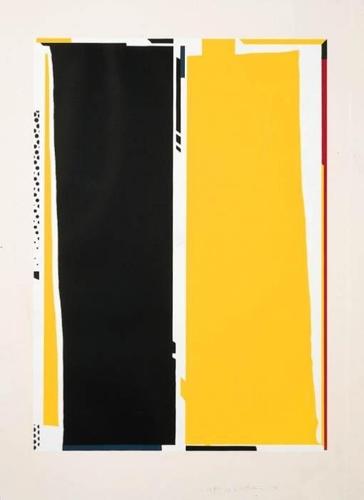 Roy Lichtenstein-Mirror #5-1972