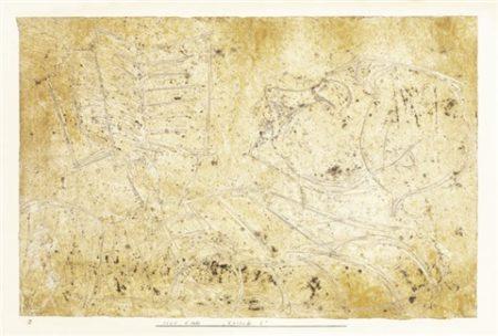 Paul Klee-Femme Lisant-1925