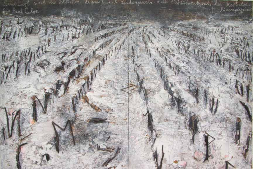 The Female Nude Is Trite — Just Look at Anselm Kiefer – The Forward