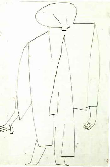 Paul Klee-Figur-1940