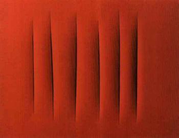 Lucio Fontana-Concetto spaziale, Attese-1963