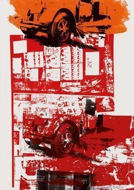 Robert Rauschenberg-Robert Rauschenberg - Read Bleed-