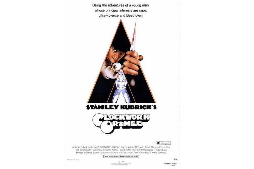 psychological concepts in a clockwork orange Released in 1971, the film a clockwork orange shocked audiences with its stark portrayal of sadistic, thrill-seeking youths and a society.