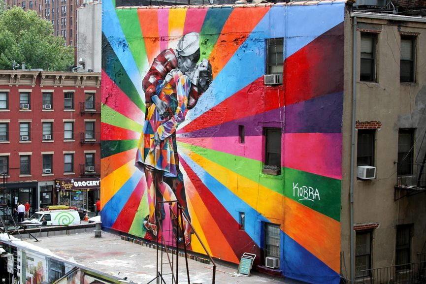 street art real estate