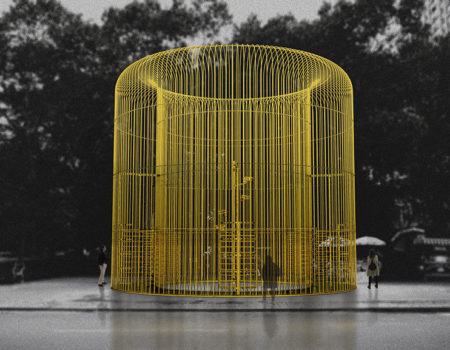 The Latest Ai Weiwei Exhibit Presents Fences Around New York City