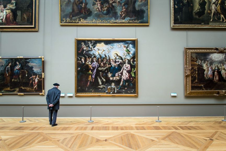 What is Art According to Famous Thinkers Through History