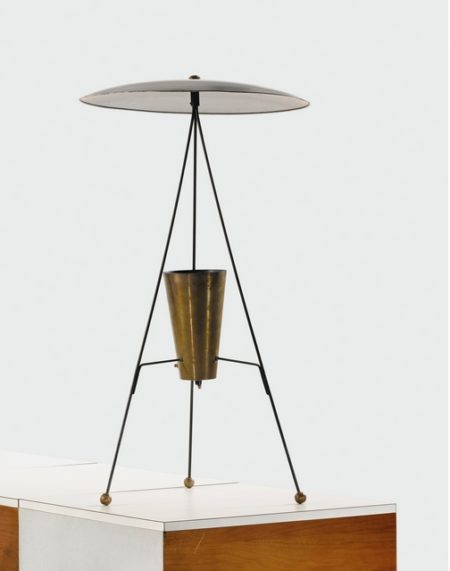 A. W. And Marion Geller - Floor Lamp, Model F-2-G-1951